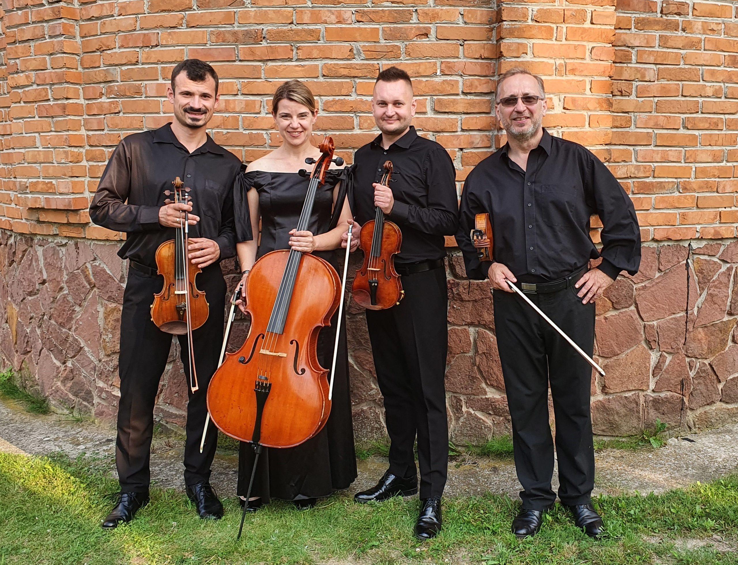 Voytek Proniewicz Quartet